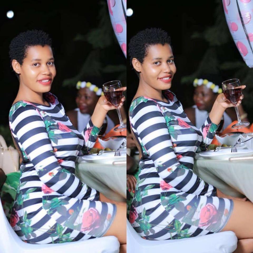 Model Ndagire Sneaks Martha Kay Out For Dubai Fiesta