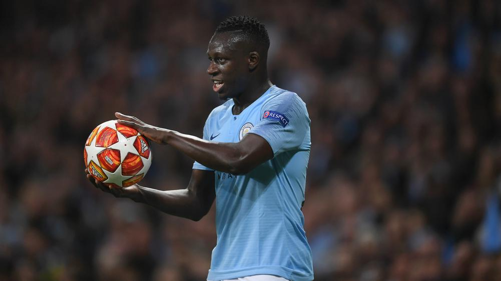 Manchester City confirm Mendy hamstring injury