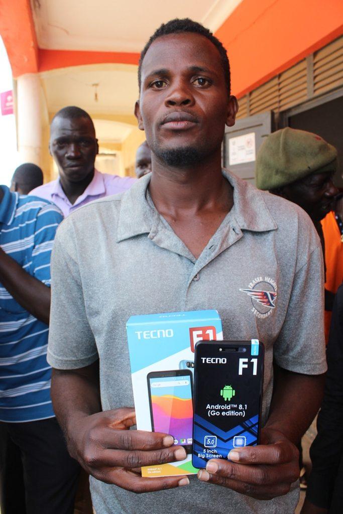 Fortebet Gives Back To Gulu, Kitgum Gifts Worth Millions
