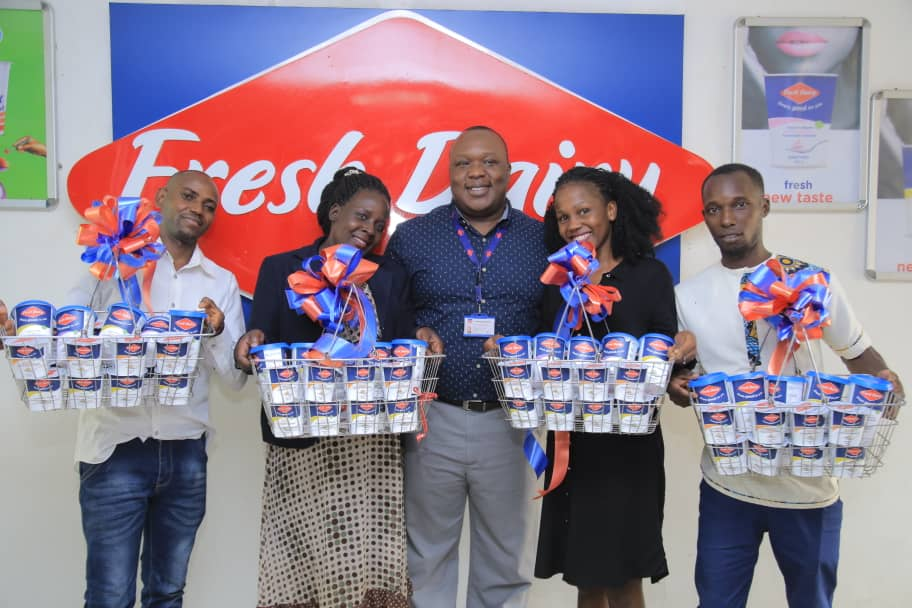 Fresh Dairy Rewarding Loyal Consumers In Ongoing Promotion