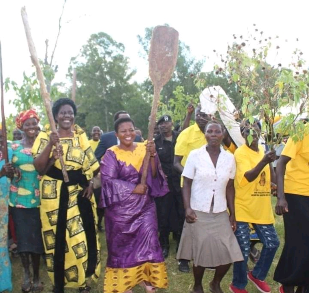 NRM SG Lumumba Asks Voters To Hold Their Leaders Accountable