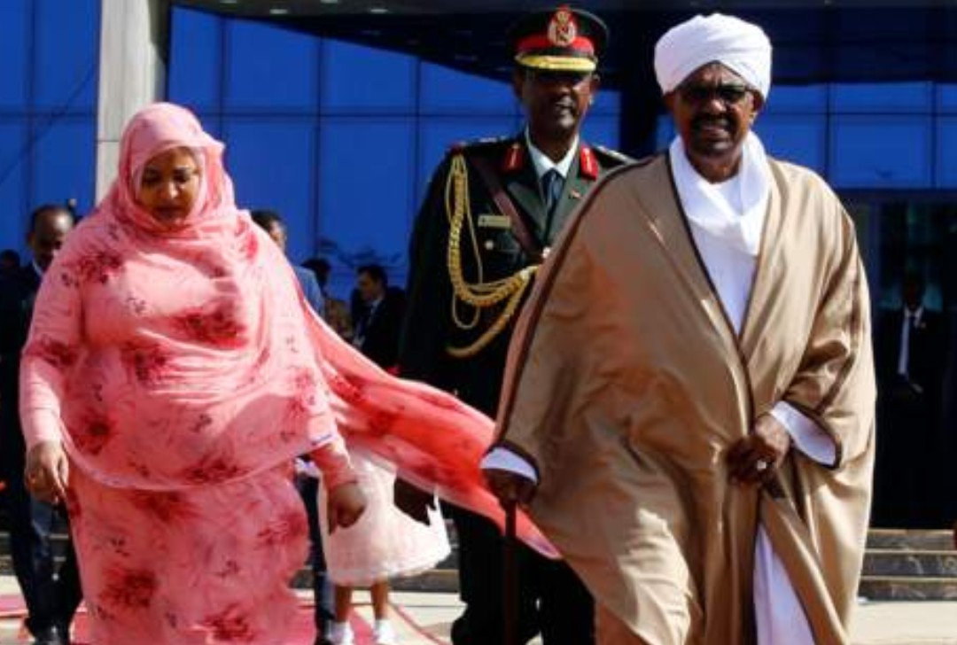 Ex-Sudan President Omar Bashir's Wife Arrested, Quizzed Over  Illegal Wealth Accumulation