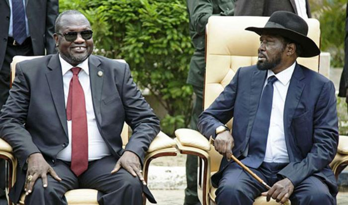 Uncertainty In S.Sudan After Rebel Leader Machar Rejects President Kirr's Peace Deal