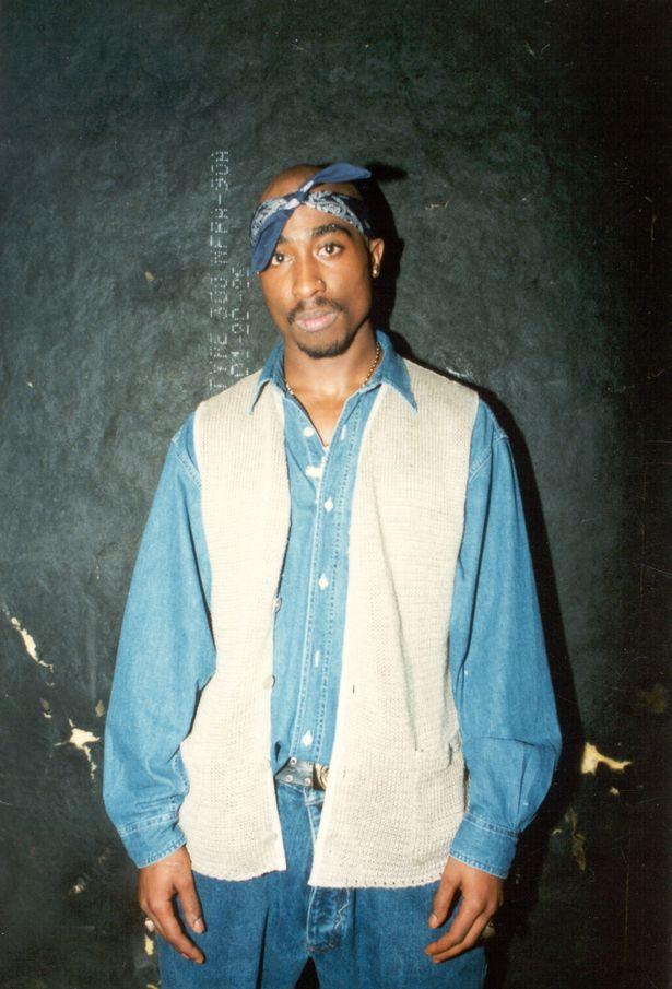 Tupac Shakur RIP