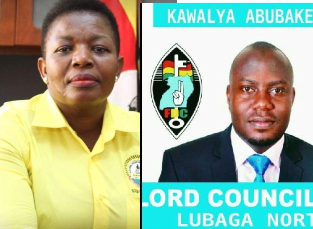NRM SG Lumumba Hails Newly Elected KCCA Speaker Kawalya