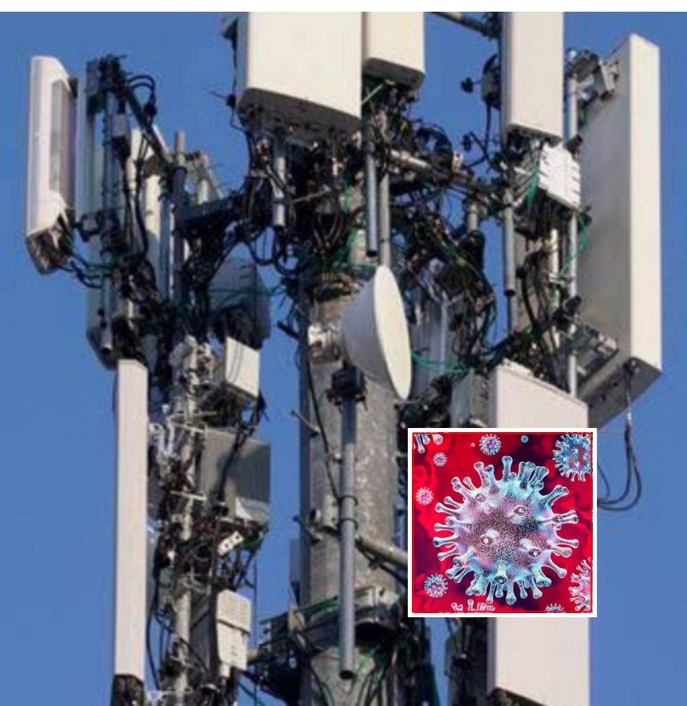 Debunking  Conspiracy Theories Behind Coronavirus & 5G Internetwork