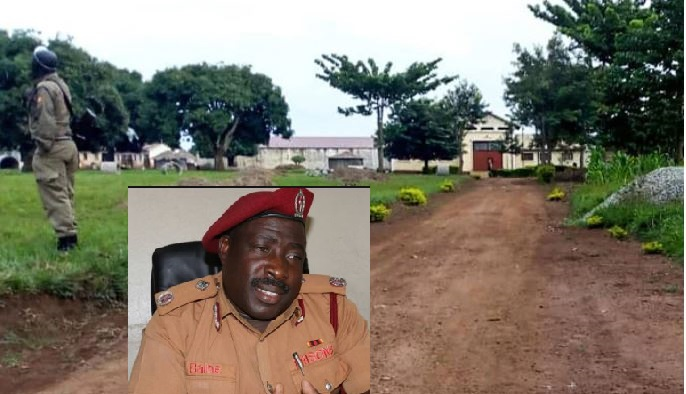 Panic As Uganda Prisons Officers, Inmates Test Positive For COVID-19