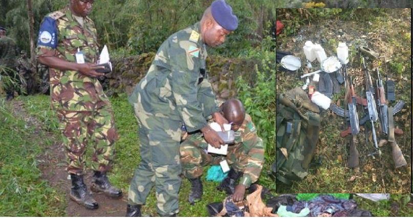 Tension After  Militia Attack Rwanda Defence Forces Base At Border With  Burundi