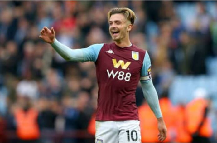 Aston Villa Owner Slaps Huge Price On Jack Grealish