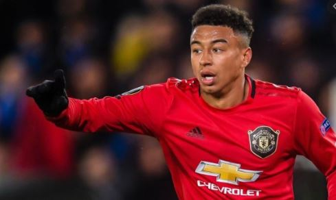 Jesse Lingard Sends Emotional Message To Man-United Fans After Champions League Qualification