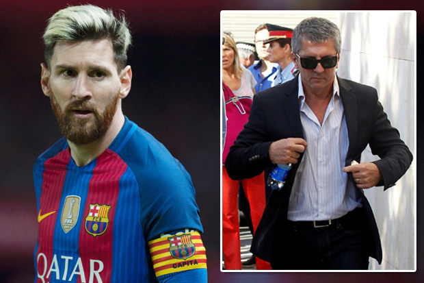 Lionel Messi's Father Sparks Rumours Of Inter Milan Move From Barcelona