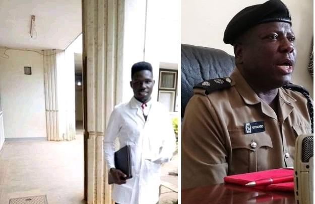 Police Speaks Out On Murdered Makerere University Student