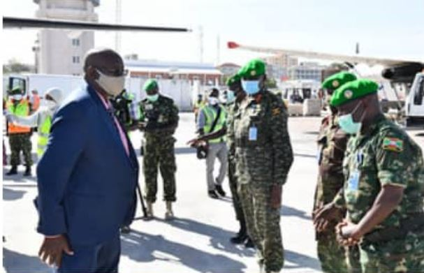 African Union Mission In Somalia Gets New Commander