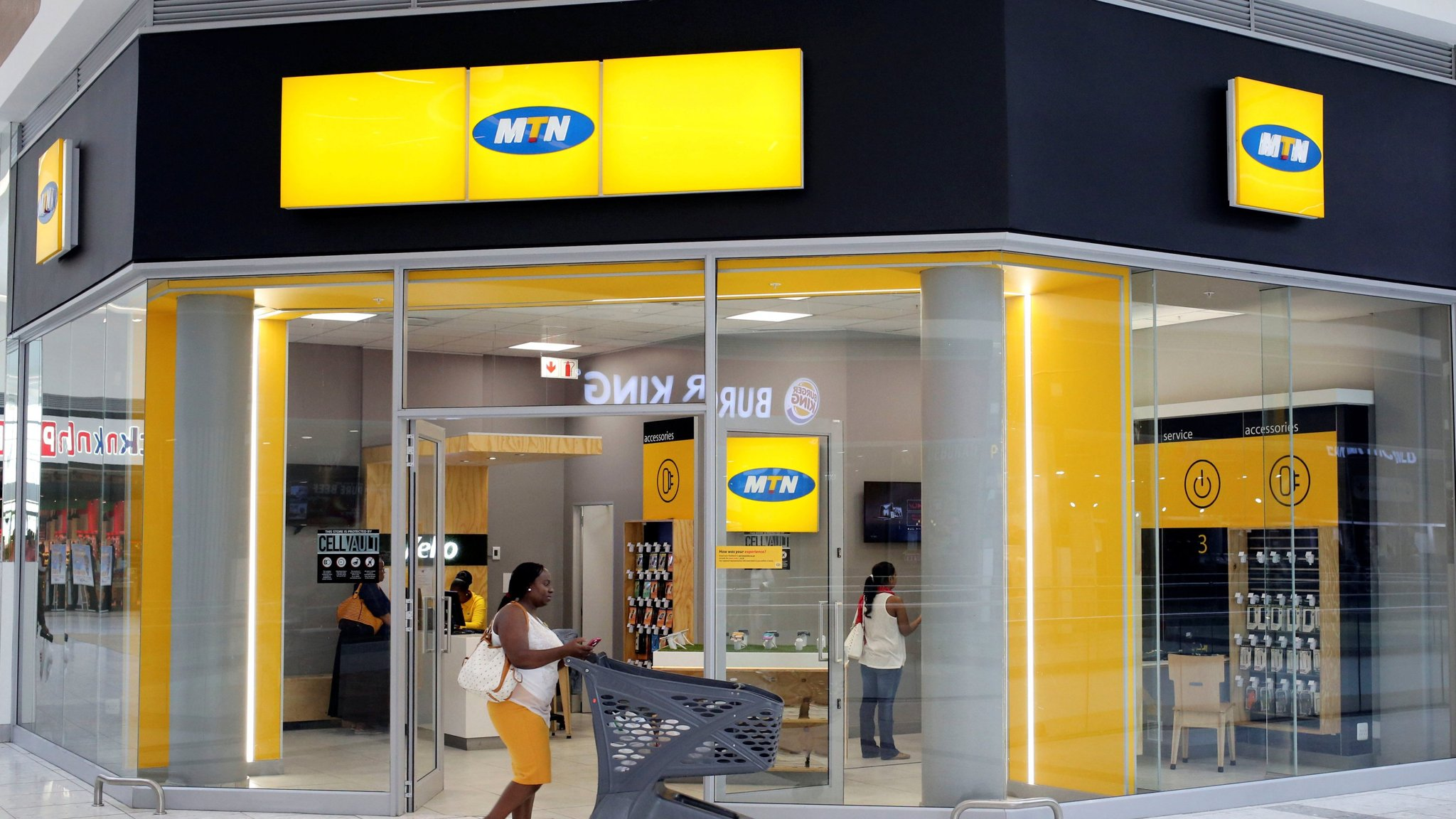S.Africa Mobile Giant MTN Exits Middle East To Focus On Africa Due To COVID-19  Impact