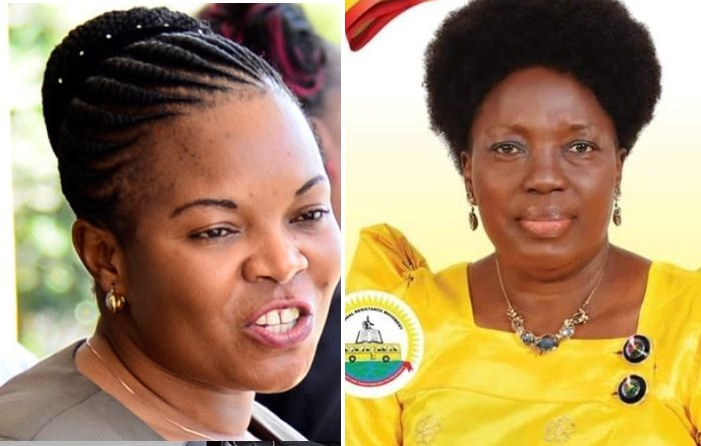 Face Off: Speaker Kadaga Defies NRM CEC Offer For Namuganza To Step Down, Vows To Beat Her Hands Down