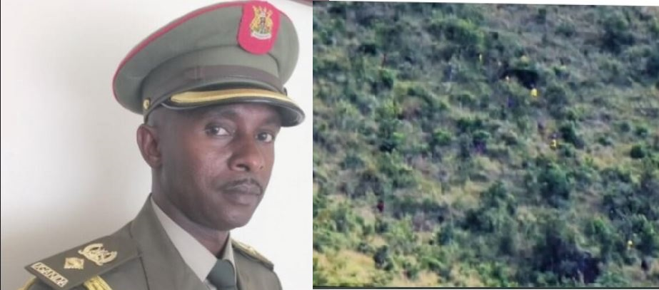UPDF Speaks Out On  Moroto Prison Break, Vows To Net All Escaped Prisoners