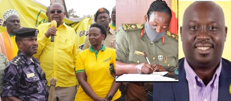 UPDF Warns Soldiers Against Partisan Politics As Battle Between  Kutesa Gal, Museveni Bro. Sodo Heats Up