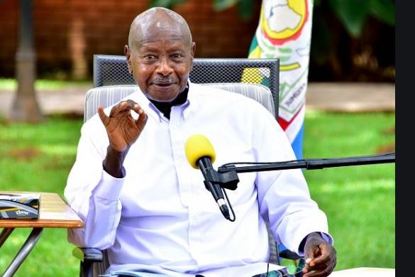 Developing Uganda is now an easy job thanks to NRM – Museveni