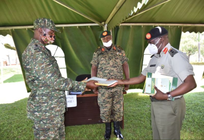 President Museveni Appoints Col Aheebwa Deputy Chief Political Commissar