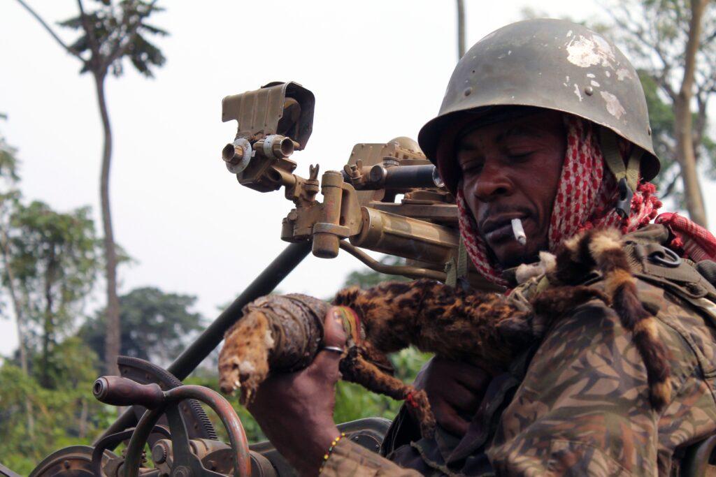DR Congo troops killed in Virunga park by Rwandan army