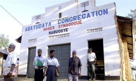 Uganda's Abayudaya Jewish Community Seeking World Zionist Org. Recognition