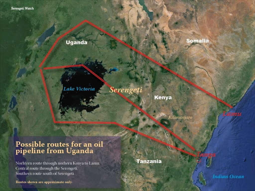 Uganda's Exit from Pipeline Project Slows Kenya's oil Export Hopes
