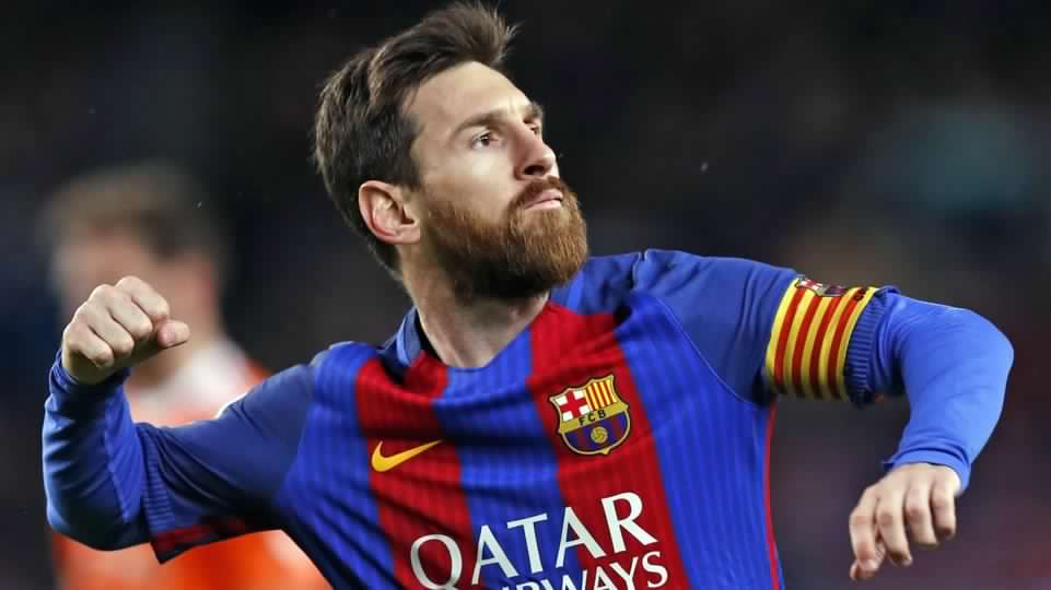 Lionel Messi Breaks Billion-dollar Barrier to Beat Cristiano Ronaldo on Football Rich List