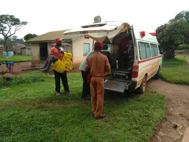 Ministry of Health and WHO Respond to a Spike of Covid-19 Infection in Amuru Prison