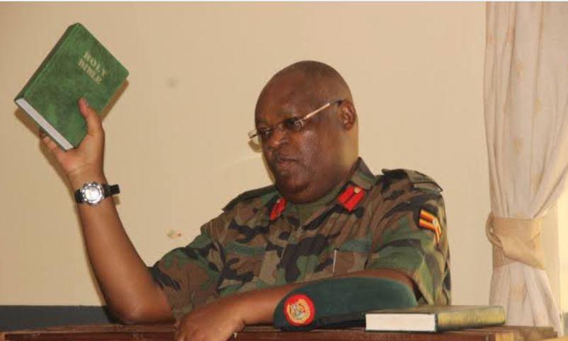 UPDF, Uganda Media Center Mourn Col. Bantariza's Demise