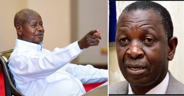 Museveni Appoints Fired ISO Boss Col. Kaka Uganda's Ambassador To Angola