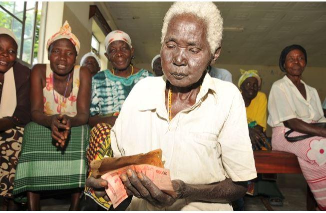 SAGE Program Aims At Uplifting Livelihoods Of Elderly Person'- Min.  Tumwebaze
