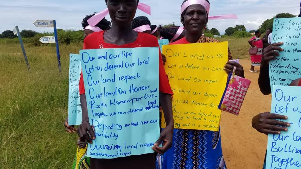 Ugandan Families Left in Limbo as Oil Project Earmarks Land