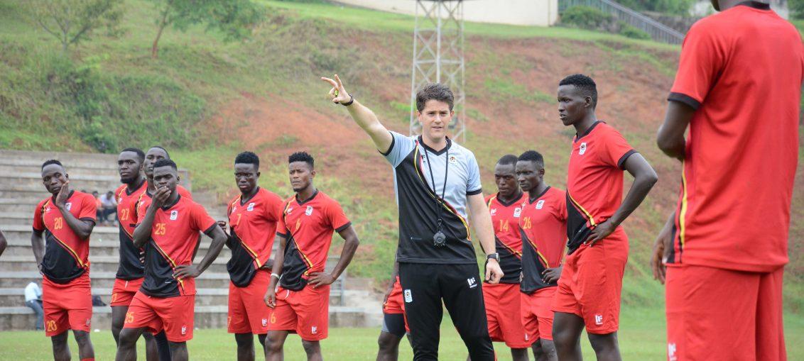 McKinstry Pleased with Uganda's Team Dubai trip