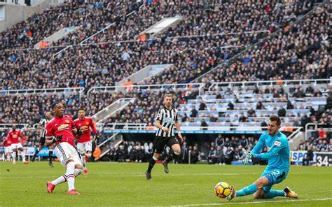 Newcastle Failed to Break The 19-year Record in Defeat to Manchester United