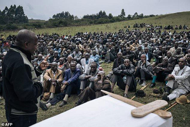 Tutsi community in DR. Congo at Risk, being targeted by anti-Rwanda hostility