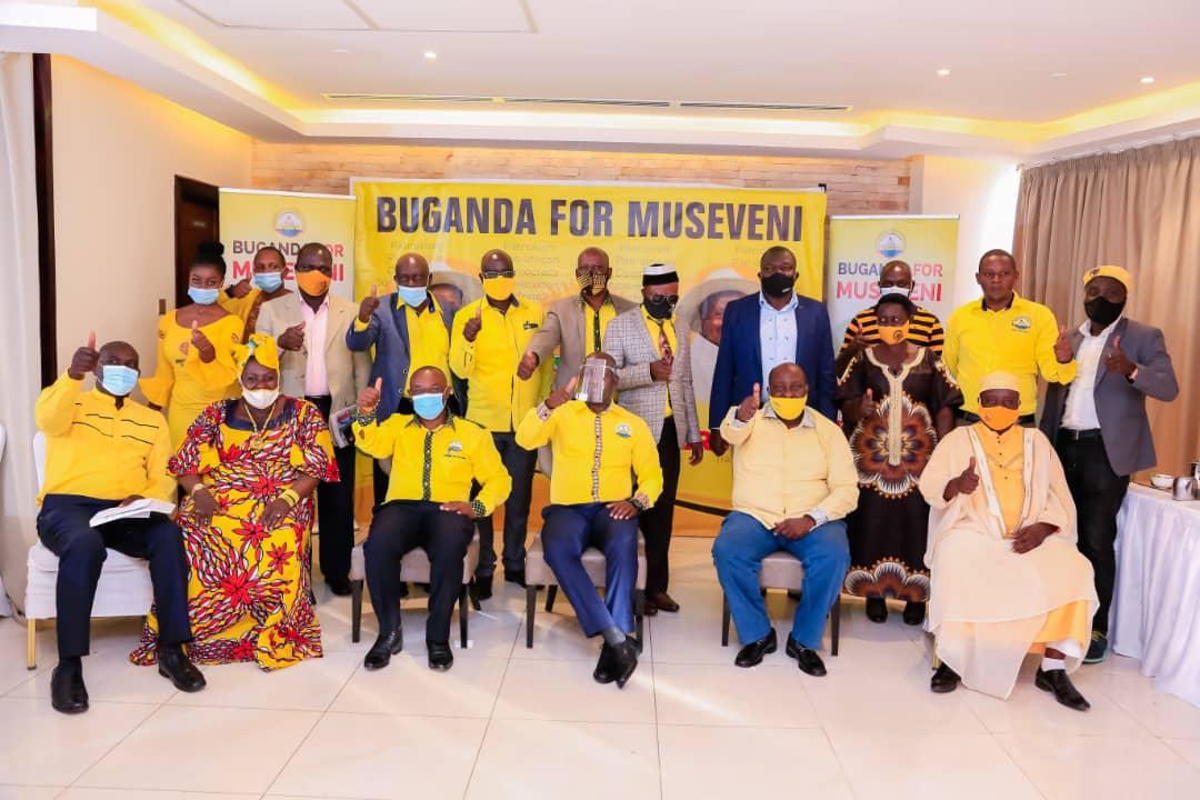 Hon. Godfrey Kiwanda Suubi to Head Museveni Task Force 2021 in Buganda.