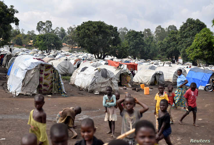 Thousands flee ADF attacks in Eastern DR Congo
