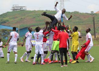 Kitara Football Club Promoted to StarTimes Uganda Premier League.