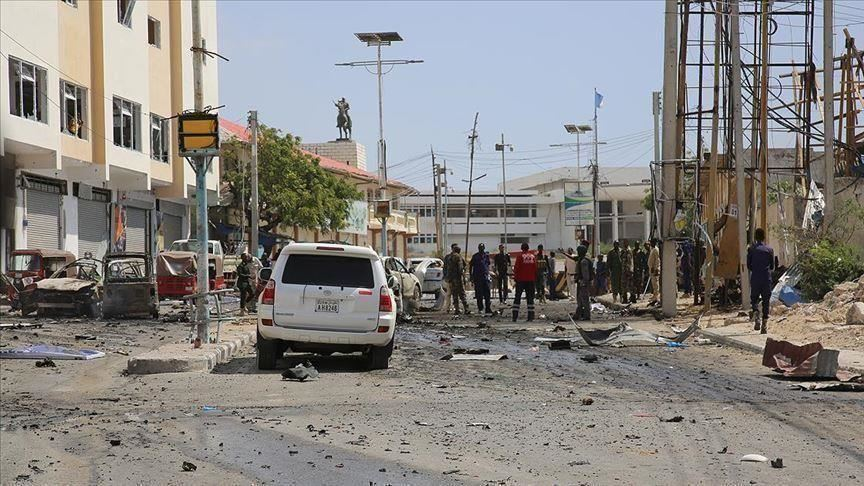 Six Soldiers Killed by Roadside Bomb in Somalia