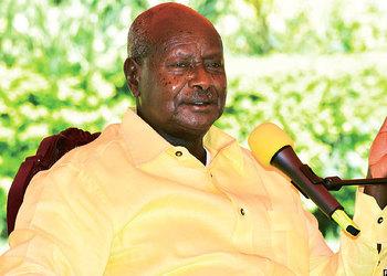 Museveni Snubs Sudanese Peace deal Ceremony