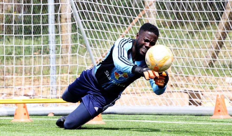 Ochan: Uganda shot-stopper extends AFC Leopards contract