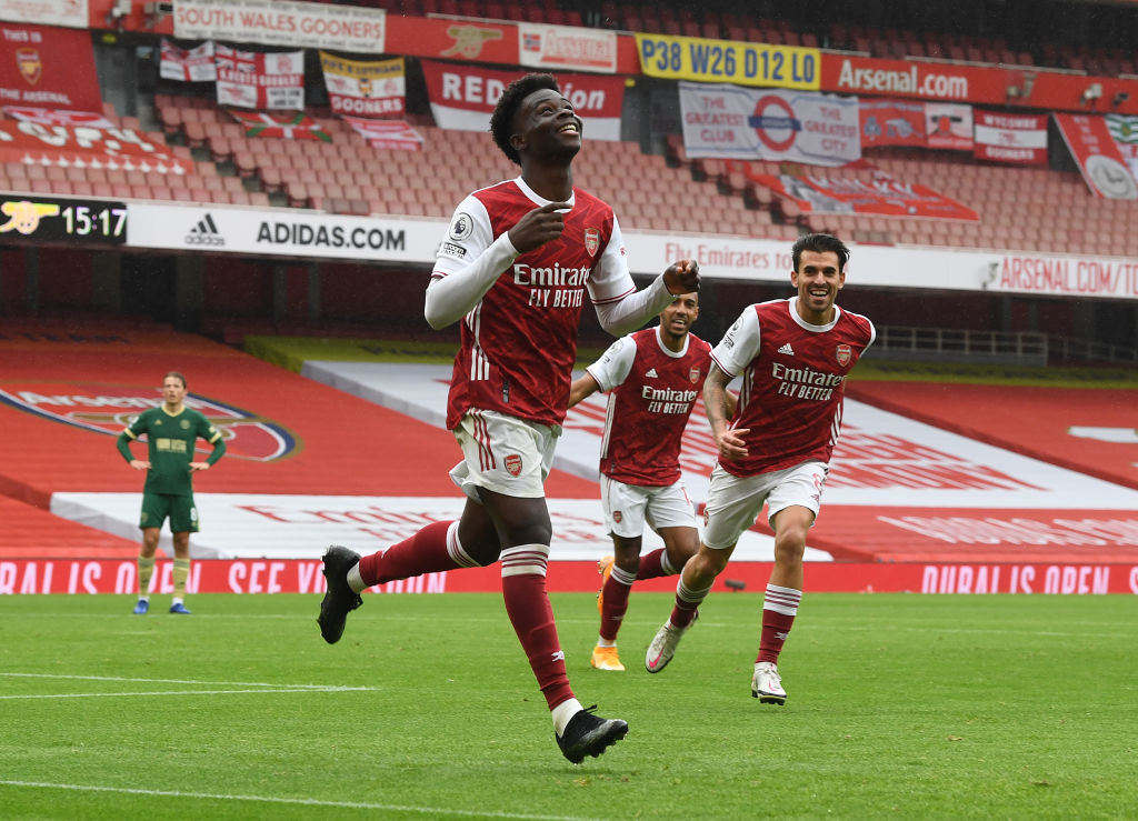 'HE'S AMAZING': ARSENAL YOUNGSTER SAYS ARTETA HAS TAKEN HIS GAME 'TO THE NEXT LEVEL'