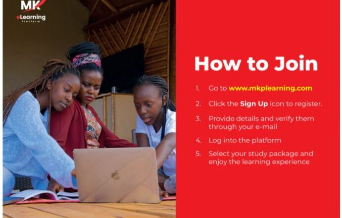 MK Publishers e-Learning Platform For P.6 And Lower Primary  Kicks Off
