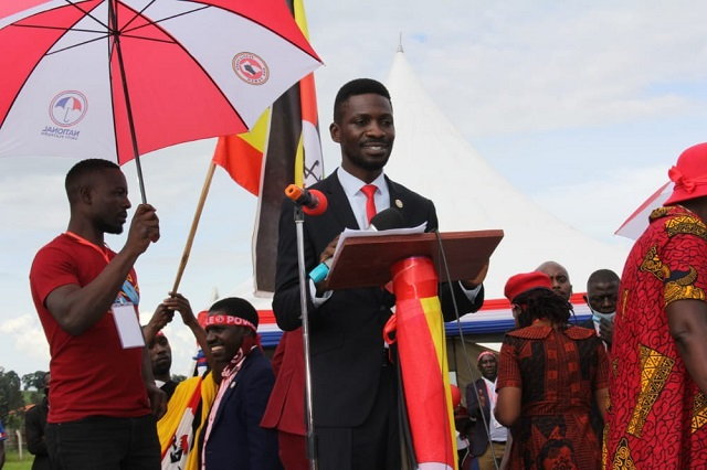 What you Could Have Missed In Kyagulanyi Ssentamu Launch