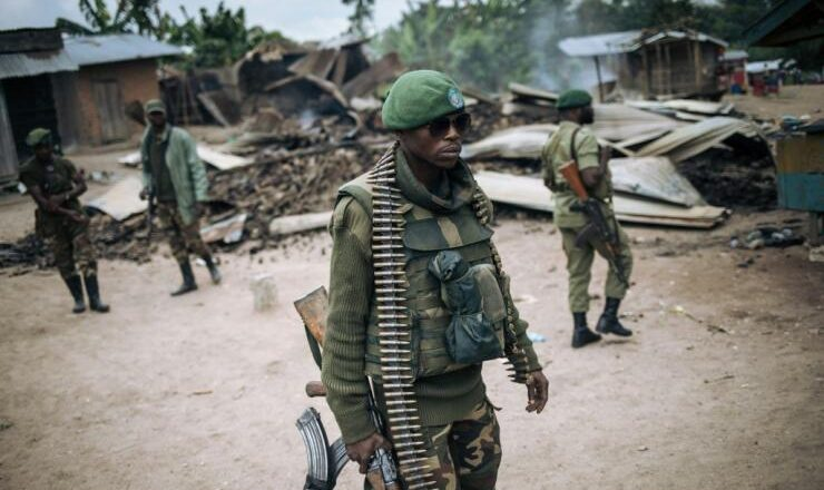ADF kills 17 Civilians in Eastern Congo Raid