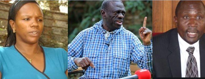 Internal War:  FDC Bosses Expel Dr. Besigye's Blue-eyed Gal Ingrid