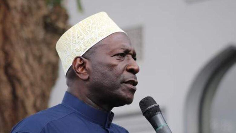 Sad: Sheikh Nuhu Muzaata Breathes His Last