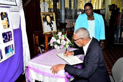 Why Ministry of Health now bans condolence books at funerals?