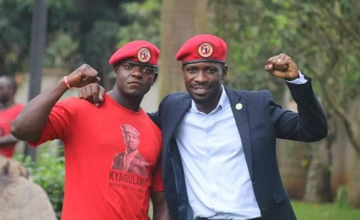 """My bodyguard was 'deliberately' run over and killed"" Bobi Wine"