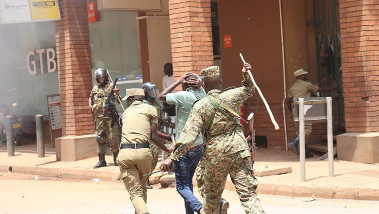 """Stop pre-election violence, arrests'' UN rights experts urge Uganda"